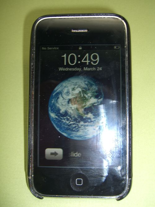 2nd iPhone found Mar 24, 2010 by MOL