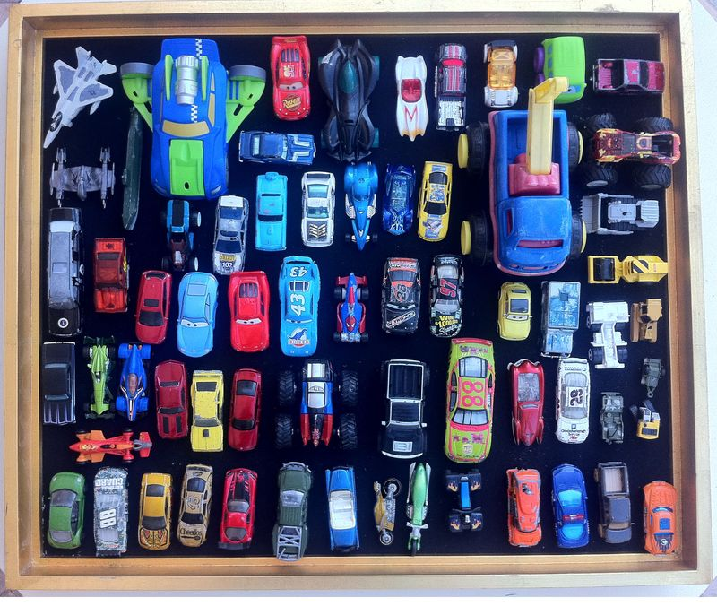 Collection Toy Cars & Transportation